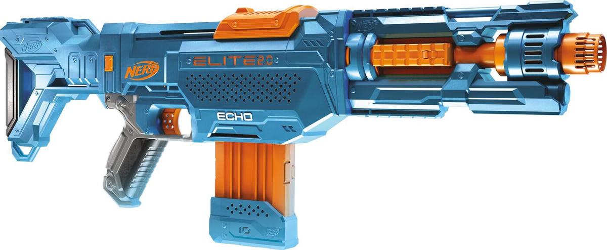 Игрушечное оружие бластер Nerf Elite 2.0 Эхо, E9533EU4 #1