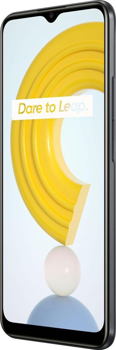 Смартфон realme C21 4/64GB, черный #1