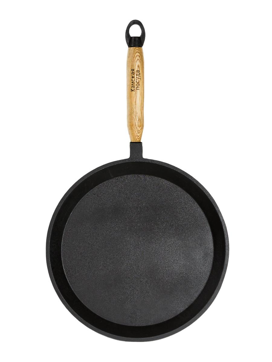 Сковорода для блинов Камская посуда бл240, 24 см #1