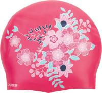 Шапочка для плавания Joss Silicone Swim Cap, A20AJSWCJ01-X1, фиолетовый