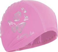 Шапочка для плавания Larsen 3059 Butterfly, 329369, розовый