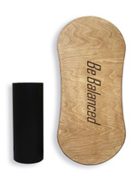 Доска для балансирования, балансборд Be balanced (балансир, balance board, тренажер вейк-борд, сноуборд, скейтборд) Бук. Лучшие предложения