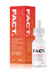 Гиалуроновая кислота и В5 - ежедневная увлажняющая антивозрастная лифтинг-сыворотка для лица, 30мл. Вместе дешевле!