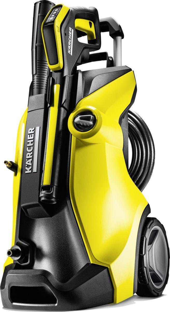Минимойка Karcher K7 Premium Full Control Plus, 1.317-130.0, желтый, черный