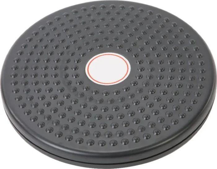 Диск здоровья Iron People IR97331, черный, 25 см
