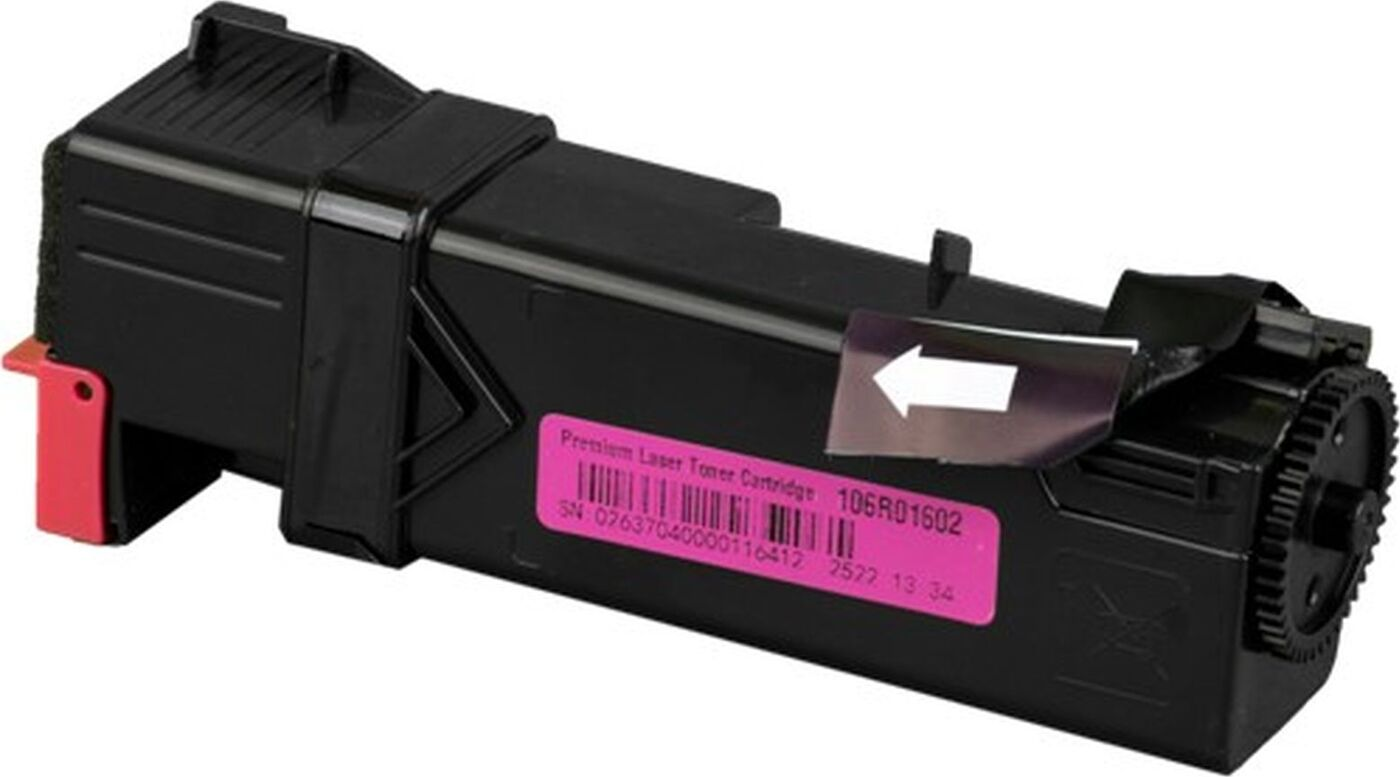 Картридж SAKURA 106R01602 для Xerox Phaser 6500/ Workcenter 6505, пурпурный, 2500 к.
