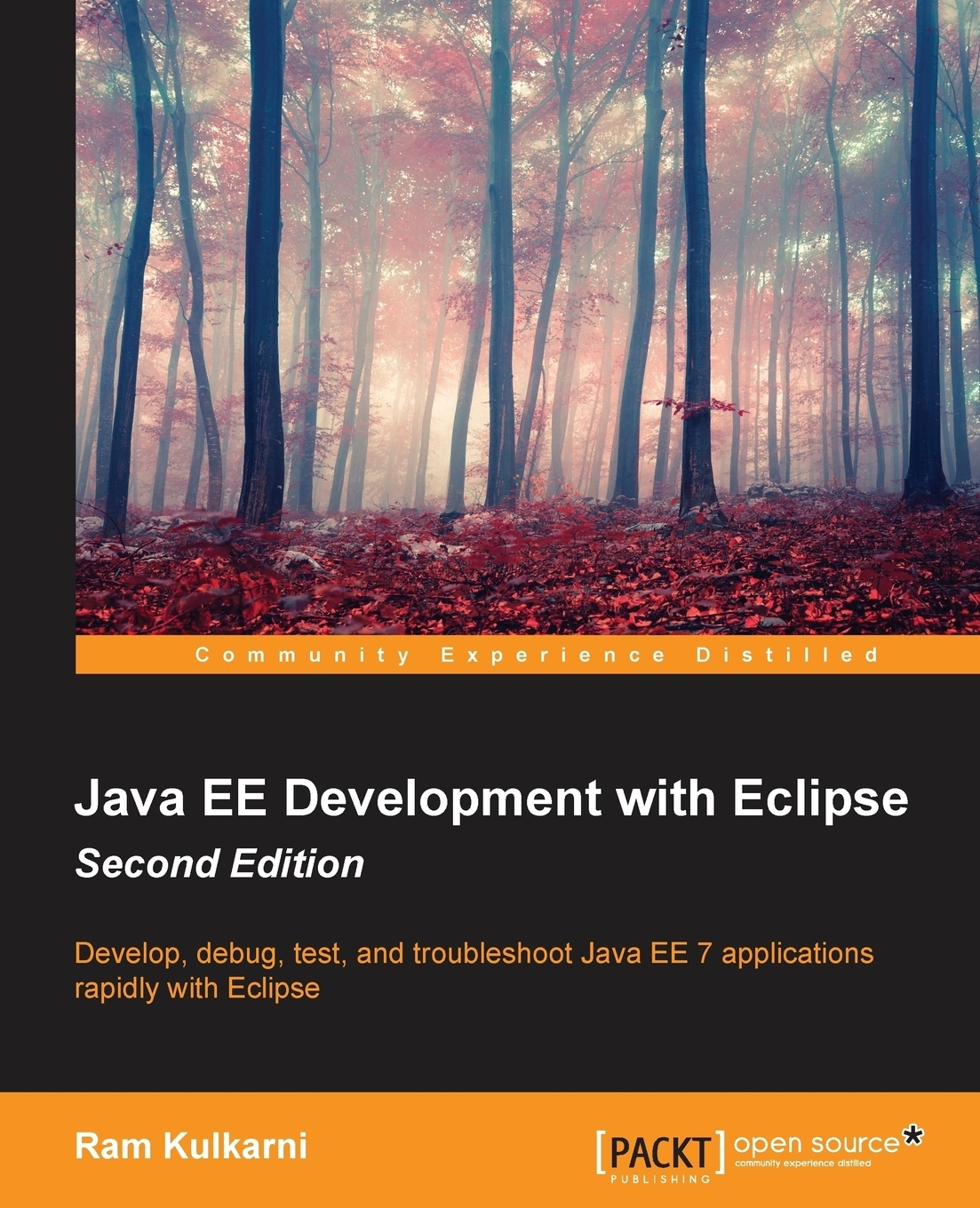 Ram Kulkarni Java EE Development with Eclipse - Second Edition deepak vohra advanced java ee development with wildfly