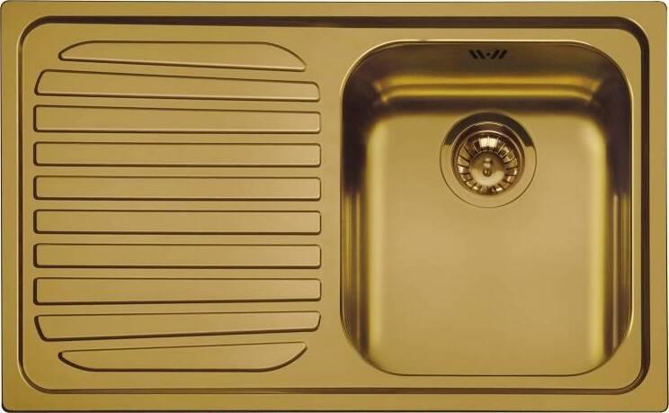 Кухонная мойка Smeg SP791SOT крыло слева