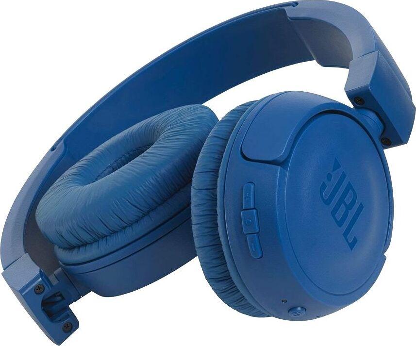 Беспроводные наушники JBL T450BT, синий цена