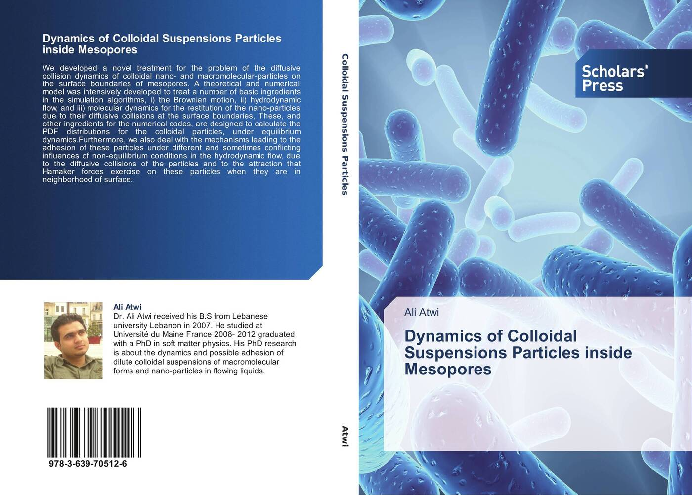 Ali Atwi Dynamics of Colloidal Suspensions Particles inside Mesopores alexandre macedo fernandes double diffusive salt finger convection in a laminar shear flow
