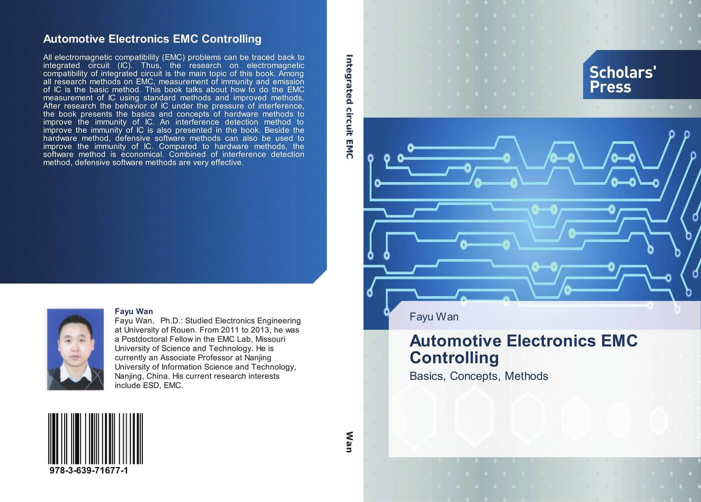 Fayu Wan Automotive Electronics EMC Controlling блендер gastrorag ic ce180