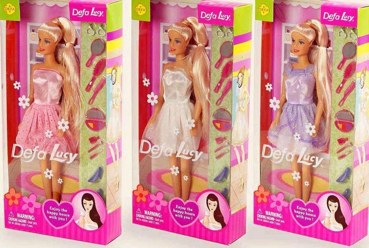 Кукла Defa Toys, 8066d кукла defa кукла 23 см