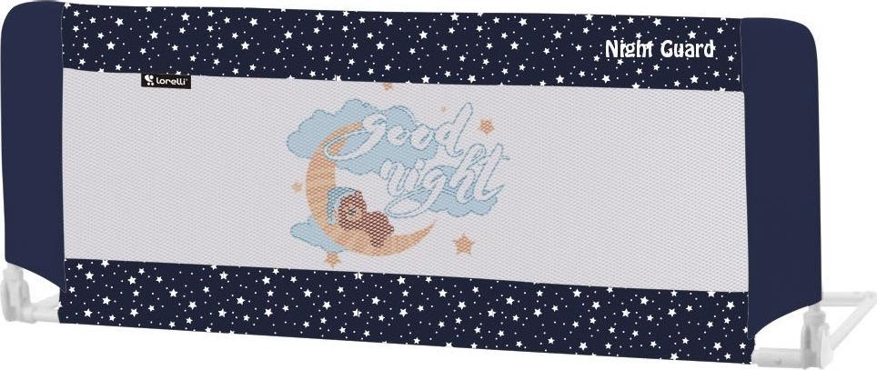Защитный барьер для кроватки Lorelli Night Guard 10180021804 Good Bear, синий