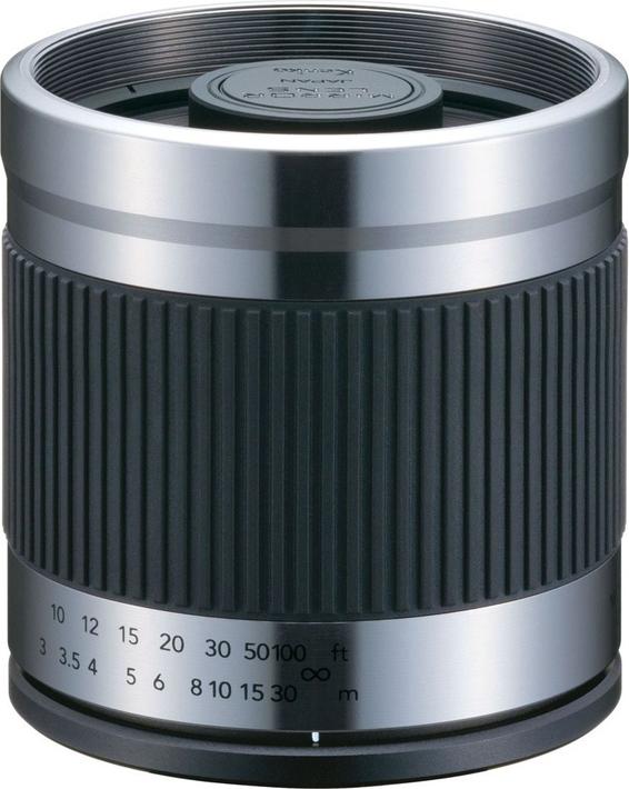 Объектив Kenko MIL TOL Reflex Lens 400mm F8, белый