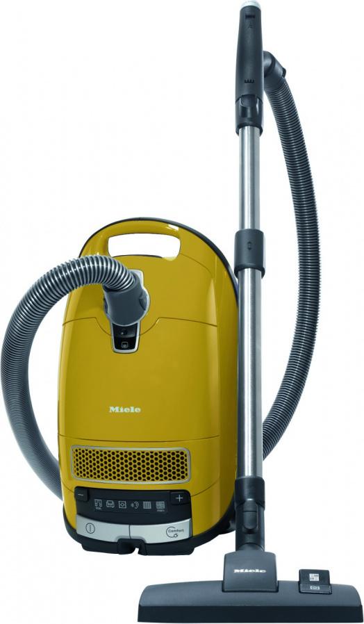 Пылесос Miele SGDA3, желтый