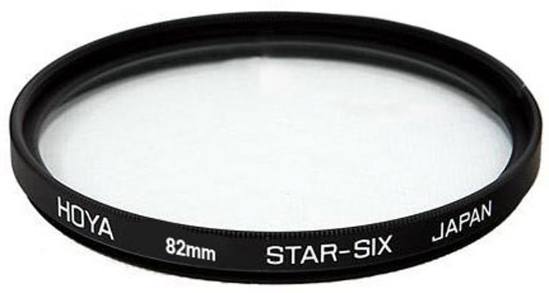 Светофильтр HOYA STAR-SIX 82