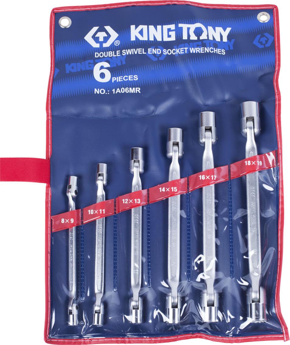 Набор ключей KING TONY 1A06MR