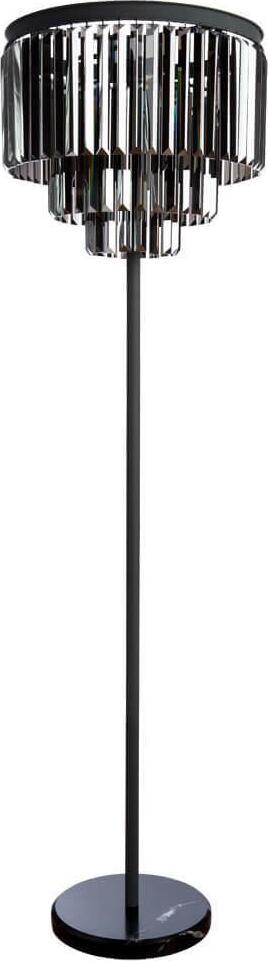 Напольный светильник Divinare 3002/05 PN-6, E14, 40 Вт