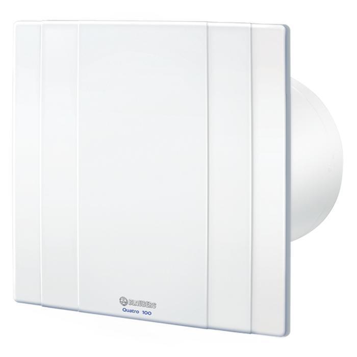 Вытяжка для ванной диаметр 125 мм Blauberg Quatro 125 Blauberg Quatro 125доступная вытяжка с одним из лучших соотношений...