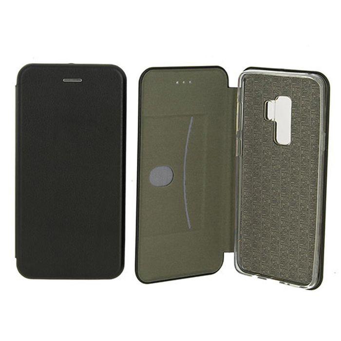 Чехол-книжка Fashion Case Slim-Fit для Samsung Galaxy S9 Plus Black Черный