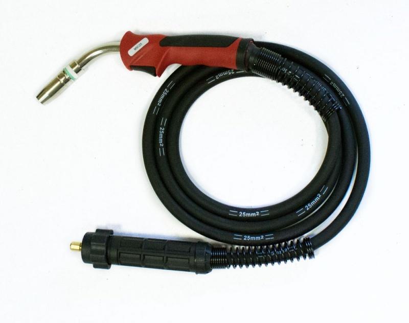 Горелка MIG 25 AIR COOL 230A(60%) EURO 4m