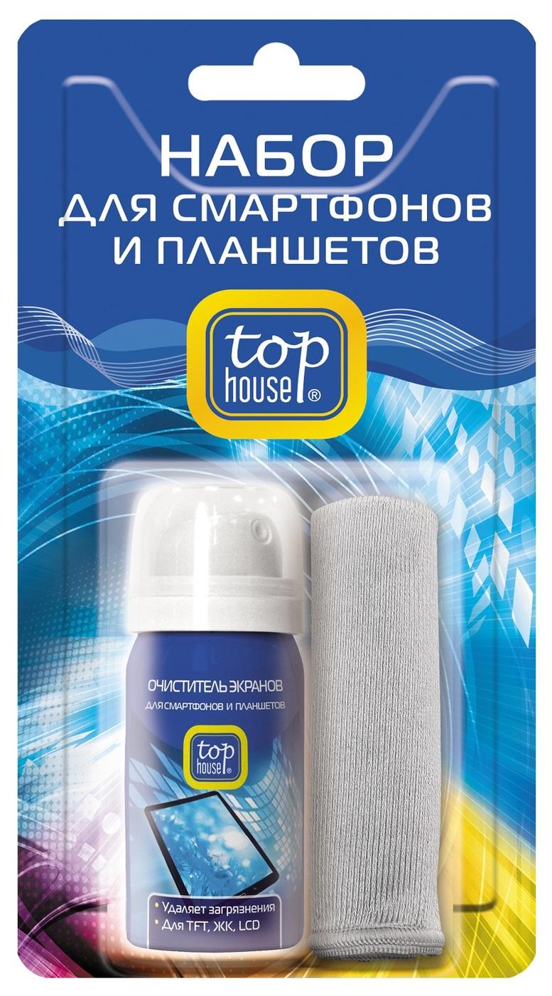 """набор для смартфонов и планшетов """"top house"""", 2 предмета уцененный товар (№1)"""