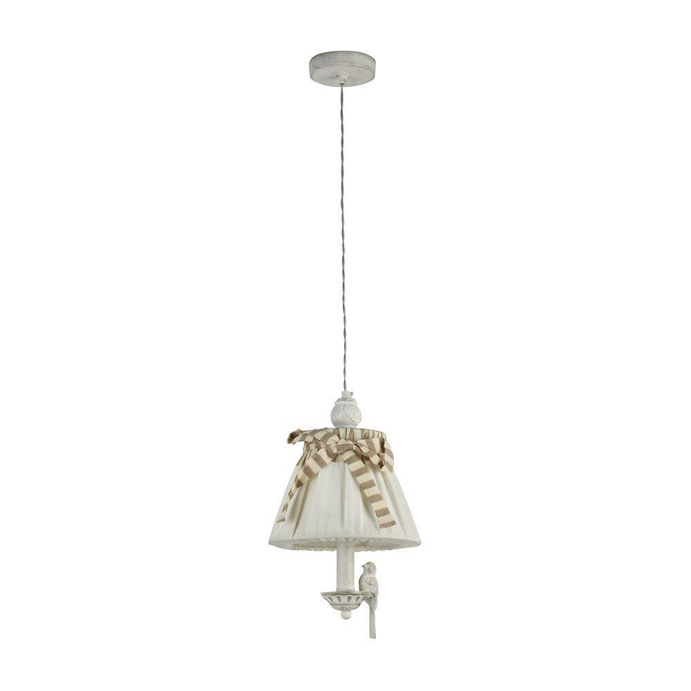 Потолочный светильник Maytoni Bird ARM013-PL-01-W, E14, 40 Вт