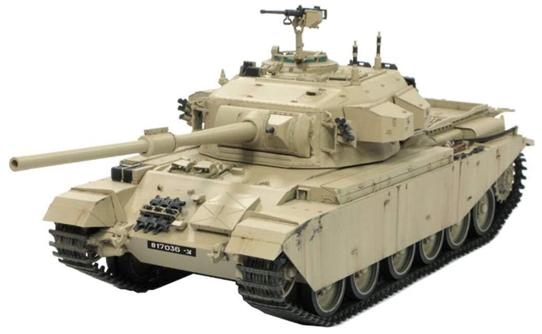 AFV Club Models 1/35 IDF Centurion Sho't MK.5 1960 / Shot MK 5.1 1967