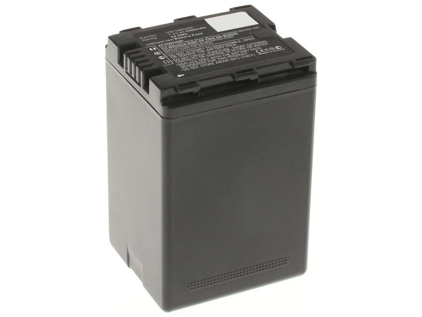 Аккумуляторная батарея iBatt iB-T1-F403 3300mAh для камер Panasonic HC-X800, HC-X920, HDC-SD800, HC-X900, HC-X810, HDC-TM900, HC-X900M, HDC-SD900, HDC-HS900, HDC-TM900K, HC-X800GK, HC-X900K, HC-X909, HDC-HS900GK, HDC-HS900K,