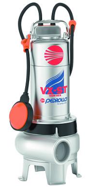 Фекальный насос литой из нержавеющей стали PEDROLLO VXm 15/35-MF 48SGV92C0A1U