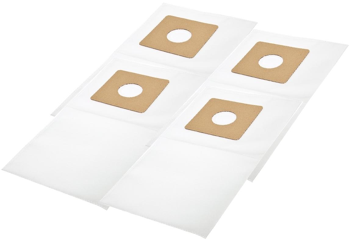 Мешок/пылесборник для пылесоса, 38x40 см., универсальный, 4 шт.
