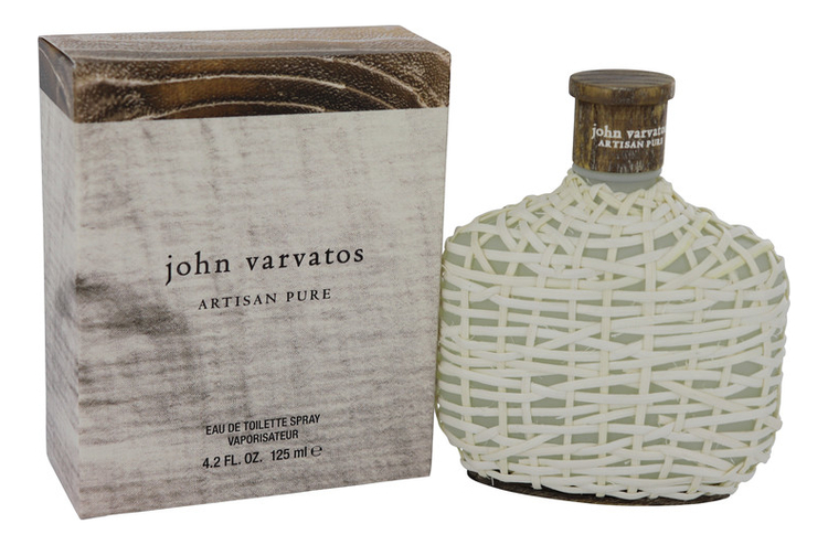 John Varvatos Artisan Pure Туалетная вода 125 мл