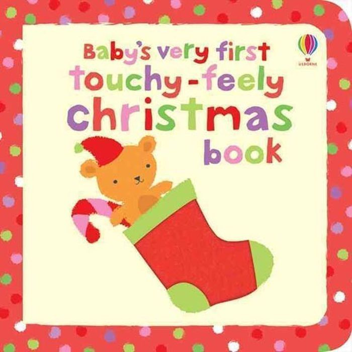 Baby's Very First Touchy-Feely Christmas Book #1