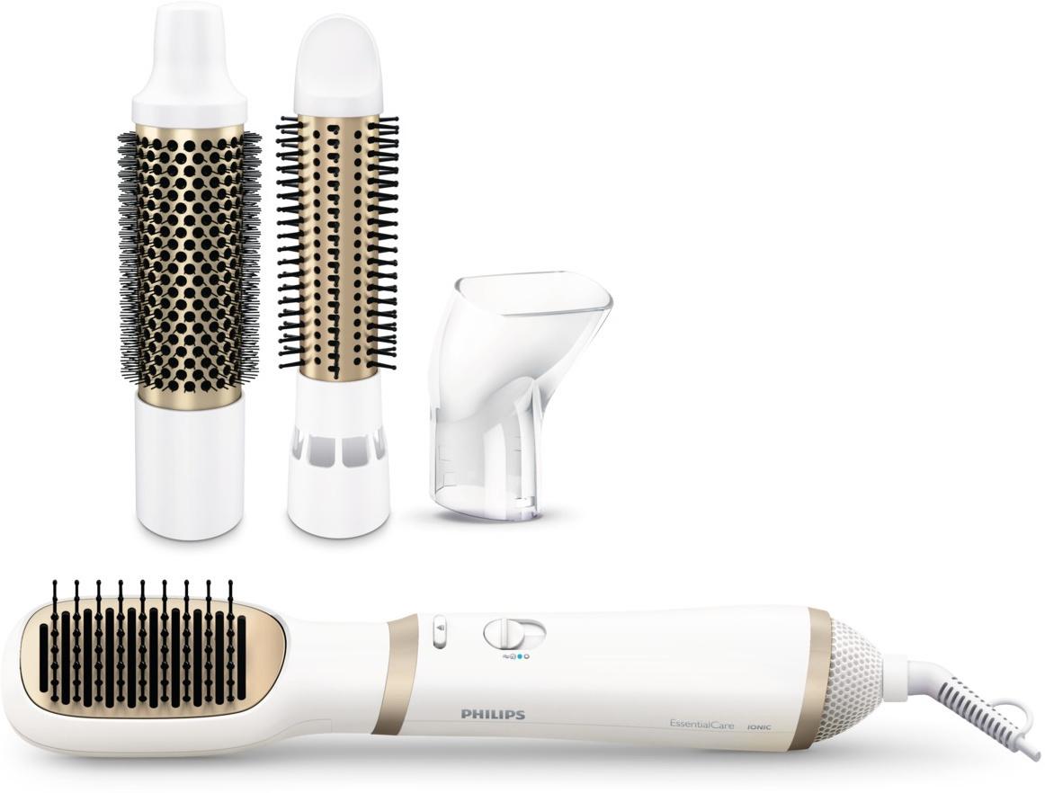 Фен-щетка для волос Philips Essential Care HP8663/00, белый #1