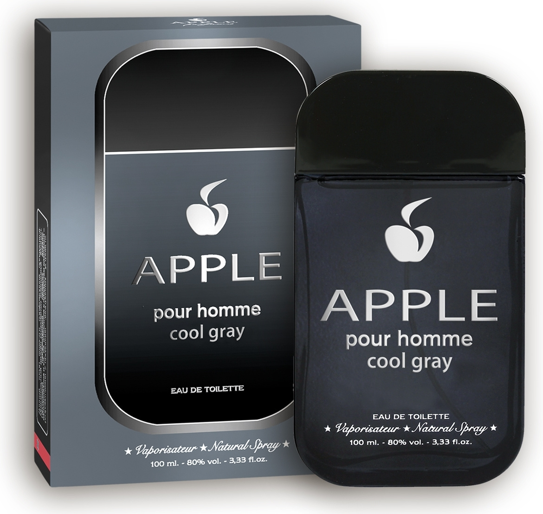 Apple Parfums Apple Cool Gray Туалетная вода 100 мл #1
