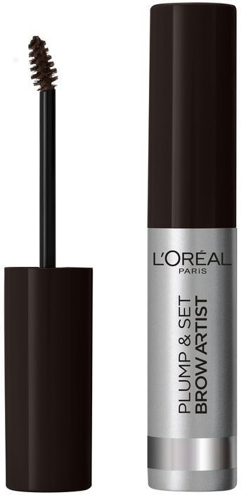 L'Oreal Paris Plump & Set Brow Artist Тушь для бровей, тон №109 #1