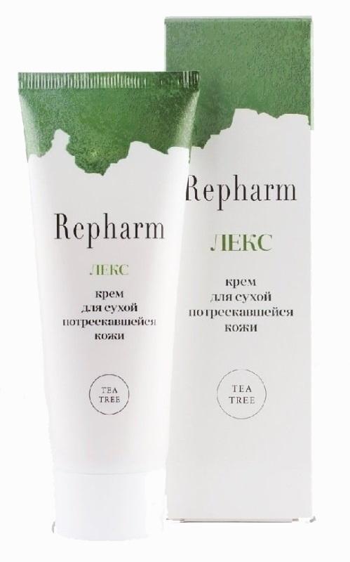"""Repharm """"Лекс"""" Крем для сухой потрескавшейся кожи, 70 мл #1"""