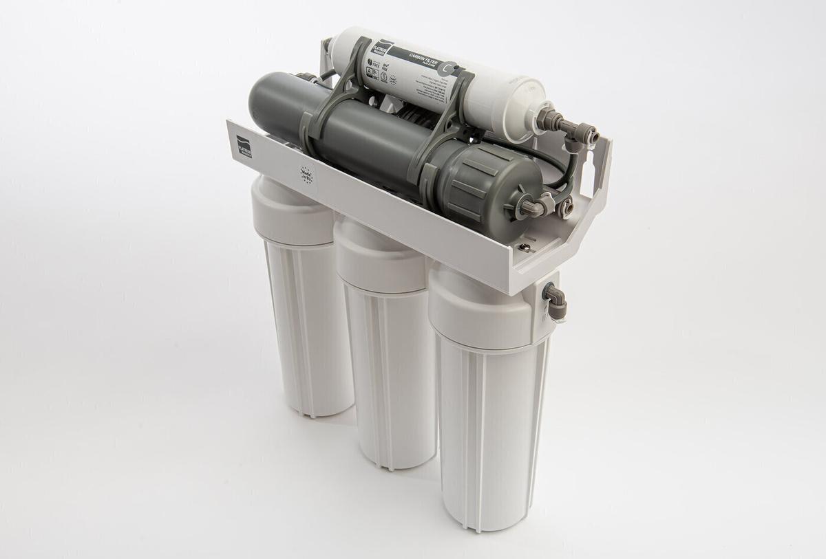 Фильтр для воды под мойку WiseWater Platinum Wasser Ultra 5 пятиступенчатый  #1