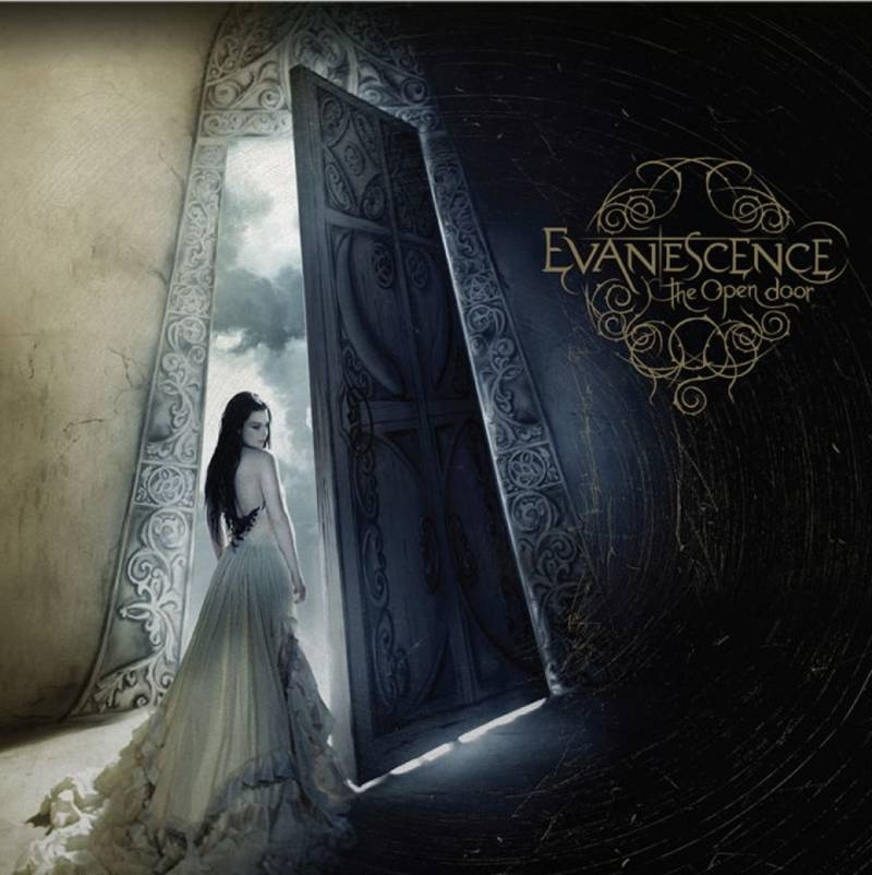 Виниловая пластинка Evanescence. The Open Door. Splatter Coloured. RSD2021 (2 LP)  #1