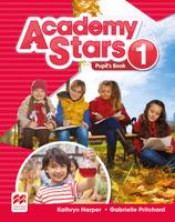Academy Stars 1: Pupil's Book   Харпер Картин, Притчард Габриэль. Начальная школа