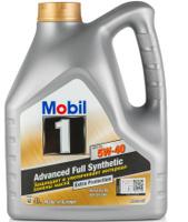 Моторное масло MOBIL 1 FS 5W-40 Синтетическое 4 л