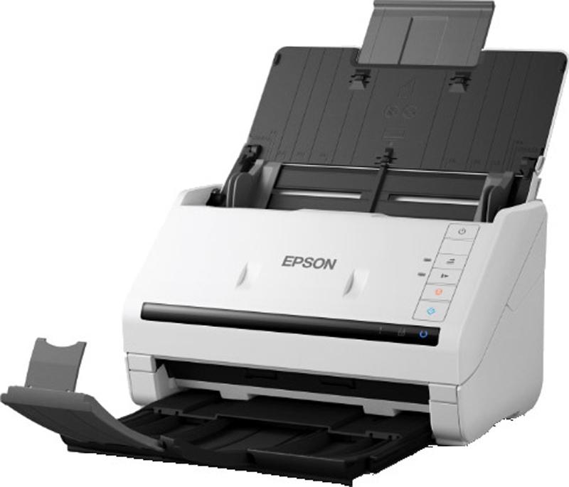 Сканер Epson Work Force DS-770, B11B248401, серый