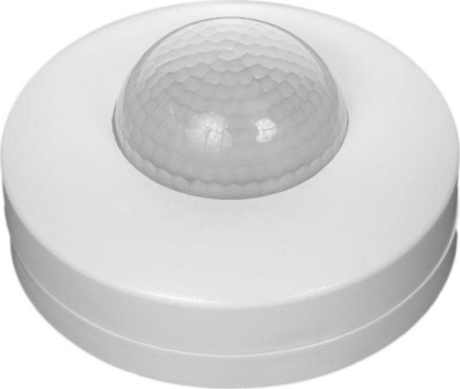 Датчик движения REV Ritter DDP-3 3xdetector 360°, 28508 3, белый
