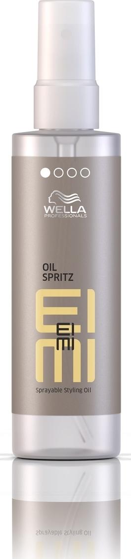 Масло-спрей для волос Wella Professionals EIMI Oil Spritz для стайлинга, 95 мл chi активная паста для гибкого стайлинга man 95 мл
