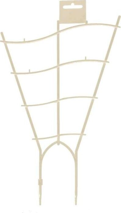 Решетка для растений Гармония, 331, прозрачный, высота 30 см