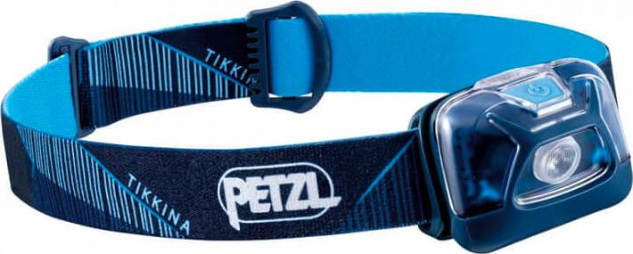 Налобный фонарь Petzl TIKKINA Blue 250lm E091DA02
