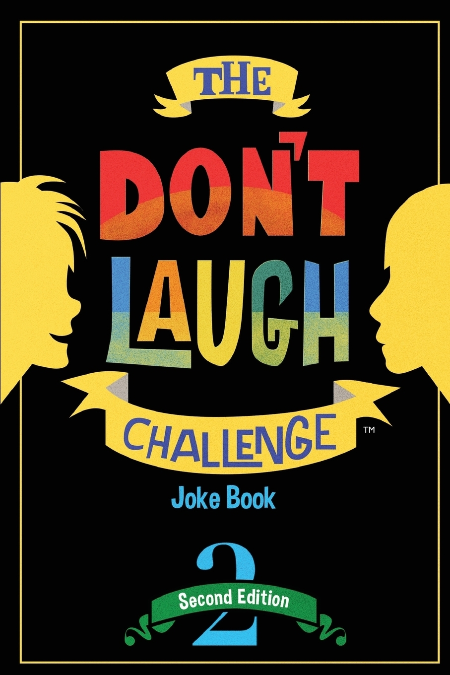Billy Boy The Don't Laugh Challenge - 2nd Edition. Children's Joke Book Including Riddles, Funny Q&A Jokes, Knock Knock, and Tongue Twisters for Kids Ages 5, 6, 7, 8, 9, 10, 11, and 12 Year Old Boys and Girls; Stocking Stuffers, Christmas Gifts, Travel Game... gift 9 year old boy