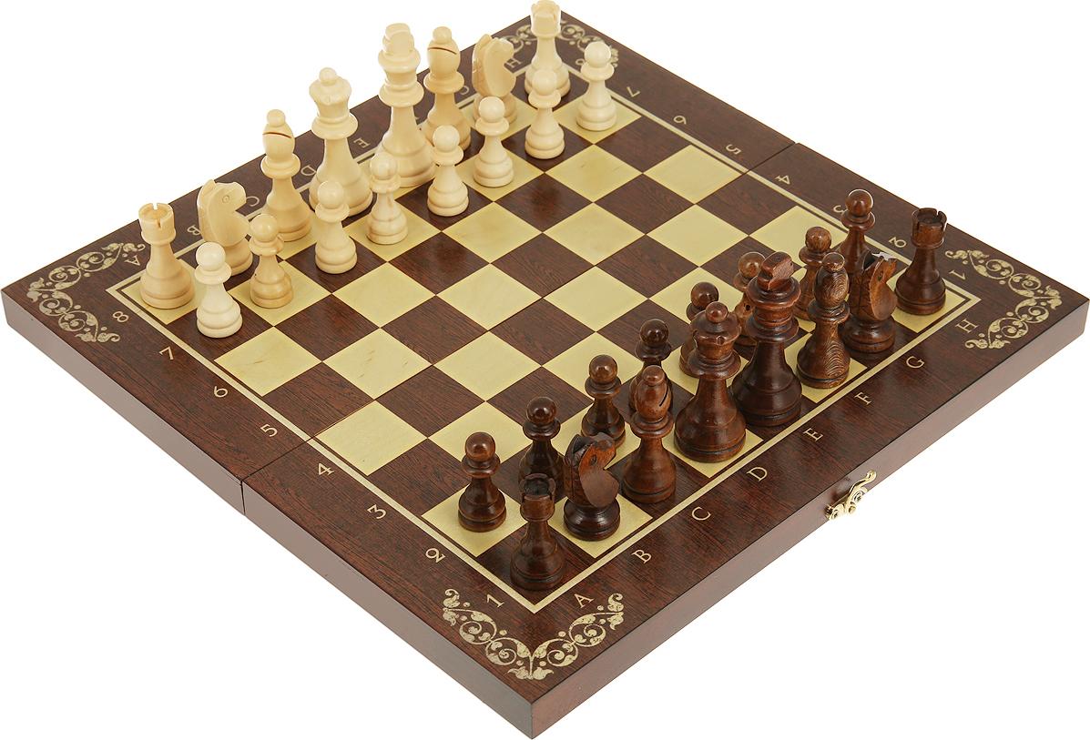 "Шахматы ""Византия"". Саванна. shp-505"
