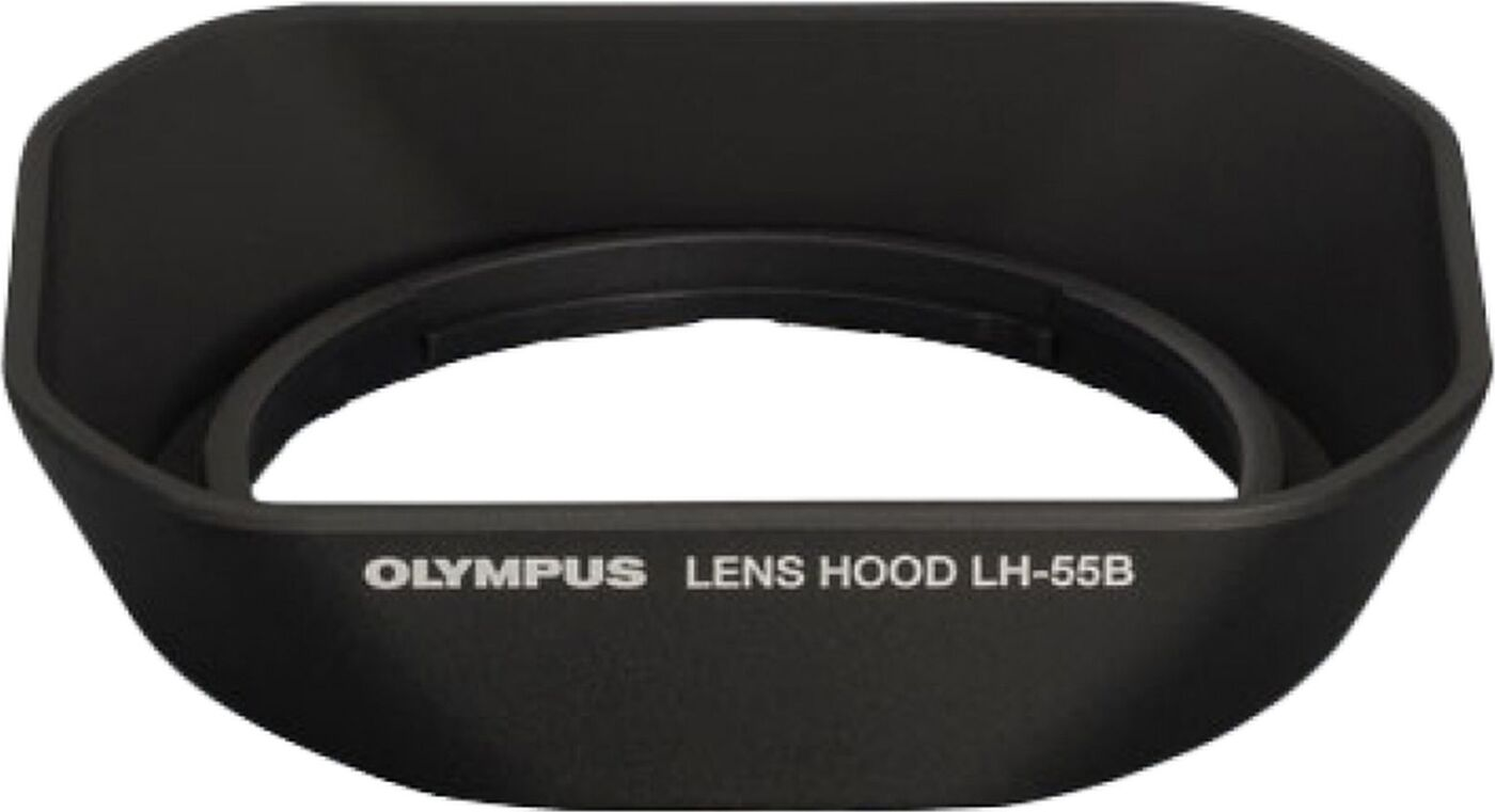 LH 55B Lens hood for M.9-18mm, M.12-50mm