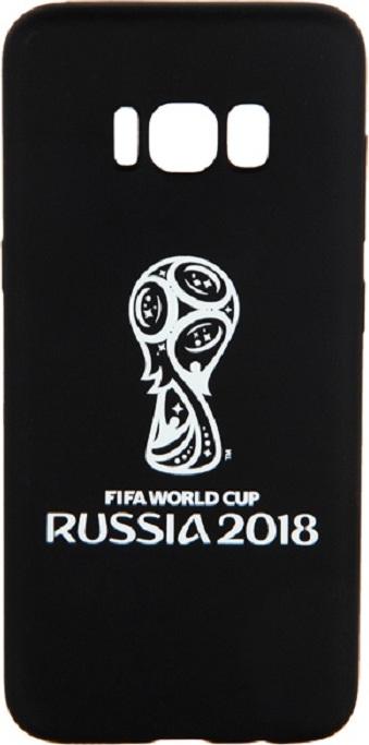 Чехол 2018 FIFA WCR Official Emblem для Samsung Galaxy S8+